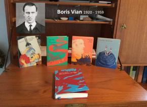 Literarische Helden (6) – BorisVian